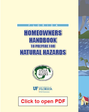 Homeowners Handbook to Prepare for Natural Hazards